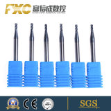 4 Flutes Carbide Micro Flat Micro End Milling Cutter
