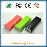 熱い販売法携帯用多彩な力バンクの電話充電器