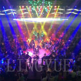 5R, 200 W, DJ de Discoteca Móvil haz de iluminación de la cabeza