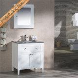 Cabinet de salle de bains de vanité de salle de bains en bois plein de qualité de Fed-1960A