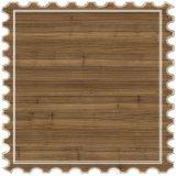 La superficie de madera de nogal madera flotante suelos laminados mosaico de Carb Standard