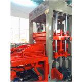 Bloc concret de vibration automatique faisant à machine la machine de brique pleine