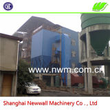 1000m2 Dust Collector para Clinker Warehouse