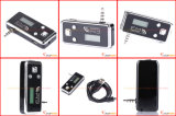 Des Anweisungs-Auto-MP3-Player-FM Sender Sender USB-/FM