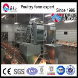 すべてのタイプのヒーターの価格販売のための自動装置の肉焼き器鶏のケージの養鶏場の家デザイン