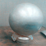Moderne hyperbolische kundenspezifische Aluminiumpanels für Umhüllung-Dekoration