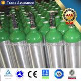 Standard Hochdruckluft komprimierter Aluminium-CO2 Zylinder USA-DOT3al