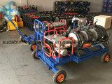 Máquina hidráulica da solda por fusão da extremidade do HDPE de Sud200h (40-200mm)
