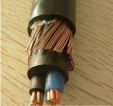 Het professionele Aluminium van de Fabrikant 600V of AWG van de Kabel van de Macht van het Koper Concentrische 3*6