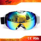 Commerce de gros d'usine Seasun HD 720p Anti-Fog anti-UV verres de lunettes de ski de neige