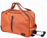 """旅行荷物の一定のDuffle袋19の""""トロリー袋2の車輪の荷物袋"""