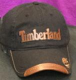 昇進の方法デニムのアップリケの野球のスポーツの帽子