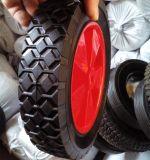 8 Polegadas semi-sólido da roda do carro de Bebé Pneumática