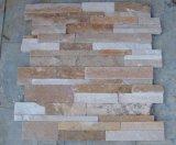 Pedra natural Ledgestone/Empilhadas Mosaico de ardósia para revestimento de paredes