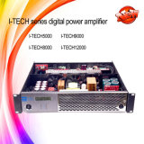 I-Tech 12000HD High Power DSP Class H Power Amplifier