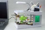 Livre de fábrica Custom Mini Tanque de peixes em acrílico transparente