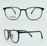 공장 재고 최고 가벼운 절반 플라스틱 강철 형식 새로운 디자인 광학 프레임 유리 Eyewear