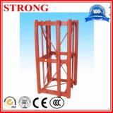 Mástil Sección construcción mástil sección del mástil con el estante