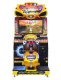ゲーム・マシンを競争させる硬貨によって作動させる極度のバイクのアーケードの娯楽
