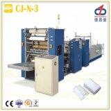 N plegable la toalla de mano que hace la máquina (3/5 Lanes-Printing+Lamination) (el tipo de CJ-N)