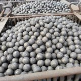 Geschmiedete reibende Stahlkugeln für Gruben