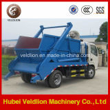 작은 4X2 Roll off Garbage Truck 4ton
