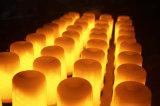 Светодиодные лампы пламени пожара в силу света 7,5