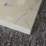 Pavimentazione di marmo beige gialla naturale Polished naturale