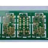 Мобильные телефоны PCB HDI 8 слоев с золотом погружения