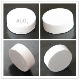 5n高い純度のアルミナパレット(処理し難い)