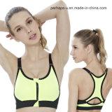Venta al por mayor de alta calidad de secado rápido Sport Yoga Bra Fitness Wear