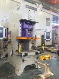 Folha de metal aluída do C C1-110 única que carimba a máquina da imprensa de potência