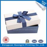 De uitstekende kwaliteit In reliëf gemaakte Verpakking van de Gift van het Document Stijve