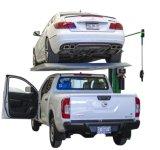 Подъем стоянкы автомобилей автомобиля гидровлического одиночного столба автоматический