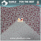 Impreso Tejido de poliéster impermeable Bonded TPE tela laminada de Mantel