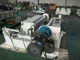 회전하는 기계 합판 껍질을 벗김 기계|Spindleless 베니어 선반