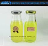 bouteille en verre de boisson de Fuit de lait de 300ml Starbucks avec le service de logo
