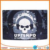 Горячие продажи цифровой печати рекламных пользовательских печатных флагов