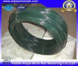 PVC에 의하여 입히는 직류 전기를 통한 철사 (세륨, SGS, ISO)