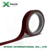 白くか明確または灰色または黒Vhb強い二重味方されたアクリルの泡またはテープ