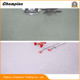 Fácil de instalar Vinly PVC comerciales pavimentos de PVC, haga clic en el piso de la capa de desgaste.