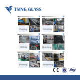 3-12mm multi colorido vidro impresso Tampografia frita de cerâmica para decoração/prédio/móveis