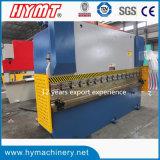 Машинное оборудование стальной плиты WC67Y-125X4000/гидровлическое складывая машинное оборудование