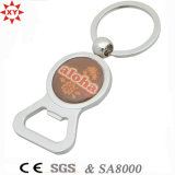 New su ordinazione Promotion Beer Opener Keychain con Printing Logo