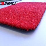 Roter künstlicher künstlicher Gras-Teppich des Gras-Rasen-30stitches Golf&Field