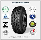 Tous les pneus radiaux en acier 9.00r20 (ECOSMART 81) de camion et de bus