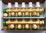 Bille en laiton de qualité OEM forgé le testeur à vanne (AV9062)
