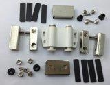 Presse-poussoir de porte d'armoire Ouvrir double aiguille verrouillage de prise Aj054