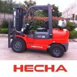 3000kg Chinese Diesel van de Motor van Xinchai van de Prijs van de Fabriek Vorkheftruck