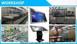 55 Zoll-SteuerRemoto Innenfußboden-stehendes Bildschirm-Flughafen-Gerät, das Screen-Bildschirmanzeige /Kiosk /LCD bekanntmacht